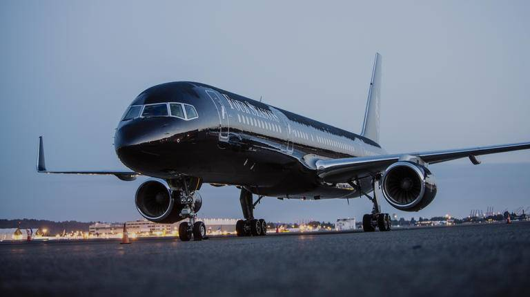 Four Seasons Jet
