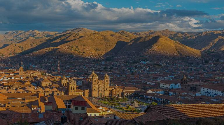 Cusco Cathedral Peru