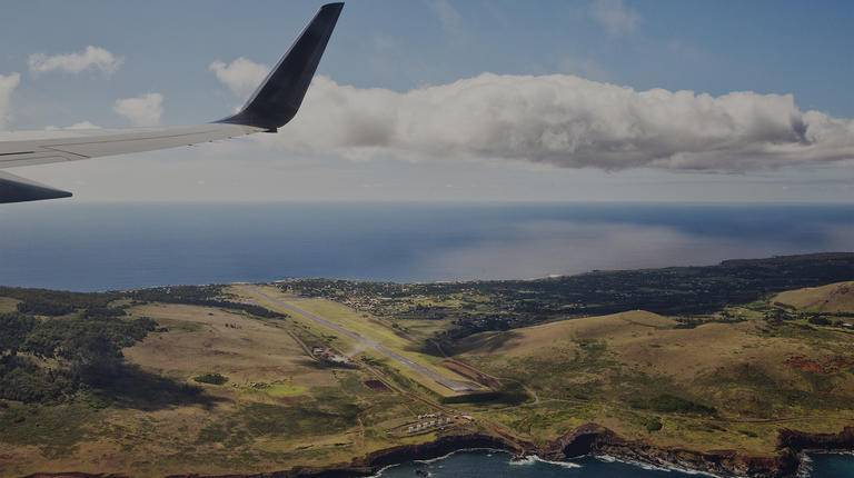 Easter Island Private Jet