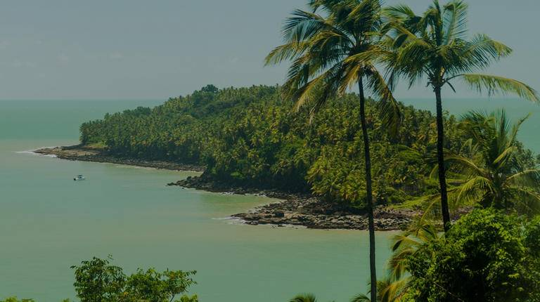Devil's Island, French Guiana