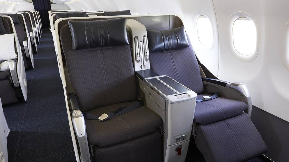 Airbus A318 Seat