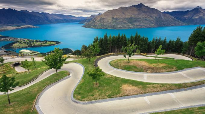 Luge Run Queenstown