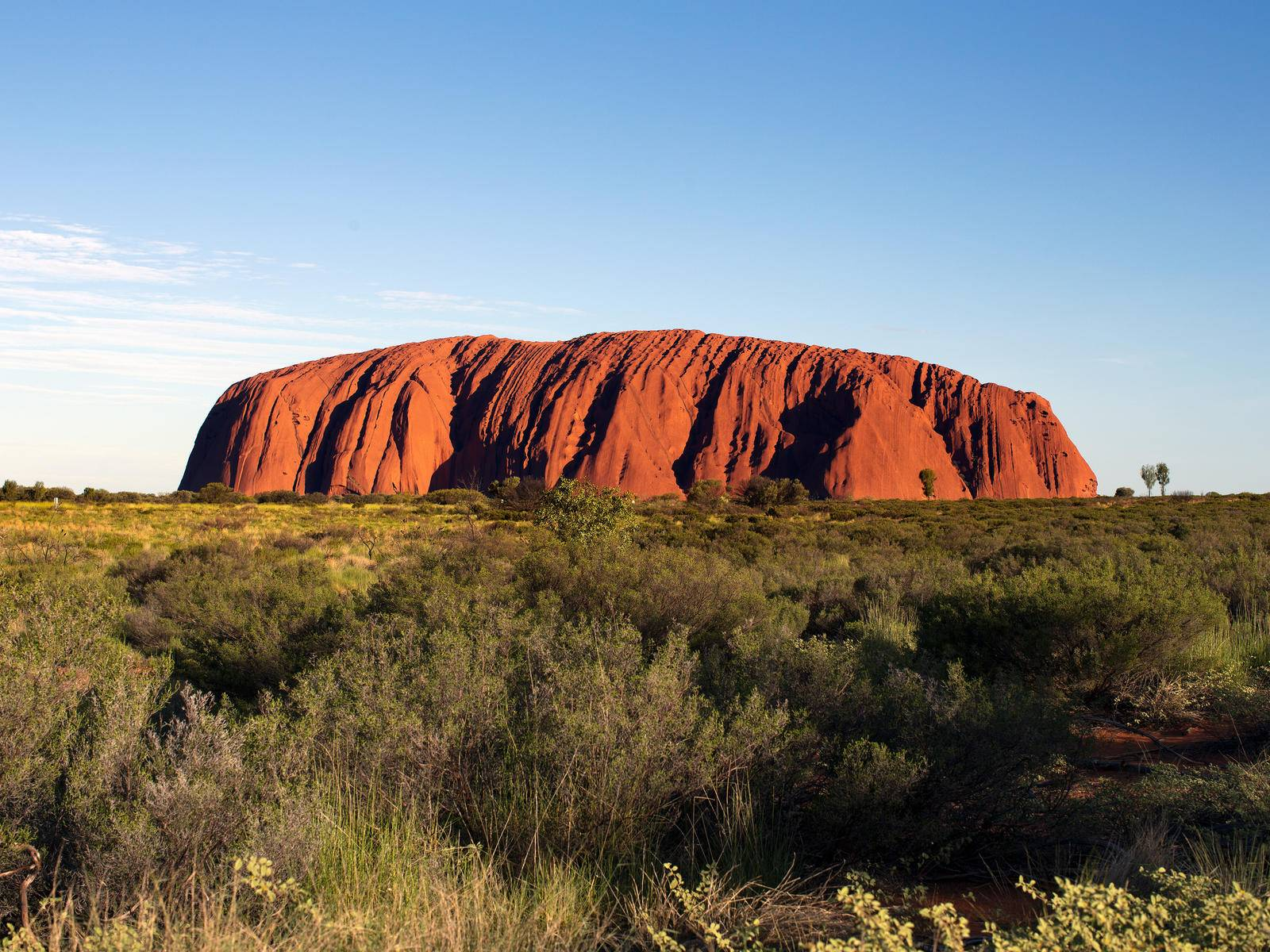 Unesco Site, Ayers Rock