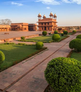 Visit the Golden Triangle in India on a Custom Trip | TCS