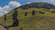 Easter Island Chile Moai Hero ATWB2-20
