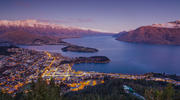 Queenstown New Zealand Landscape Hero AUSNZ-20