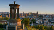 Edinburgh Scotland Landscape Hero TCSBNF-20