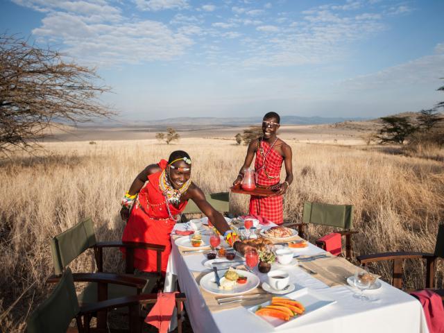 Safari Breakfast
