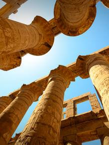 Temple of Karnak, Luxor, Egpyt